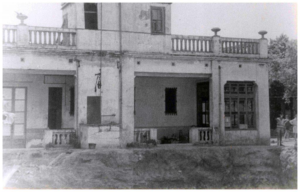 Antiga masia