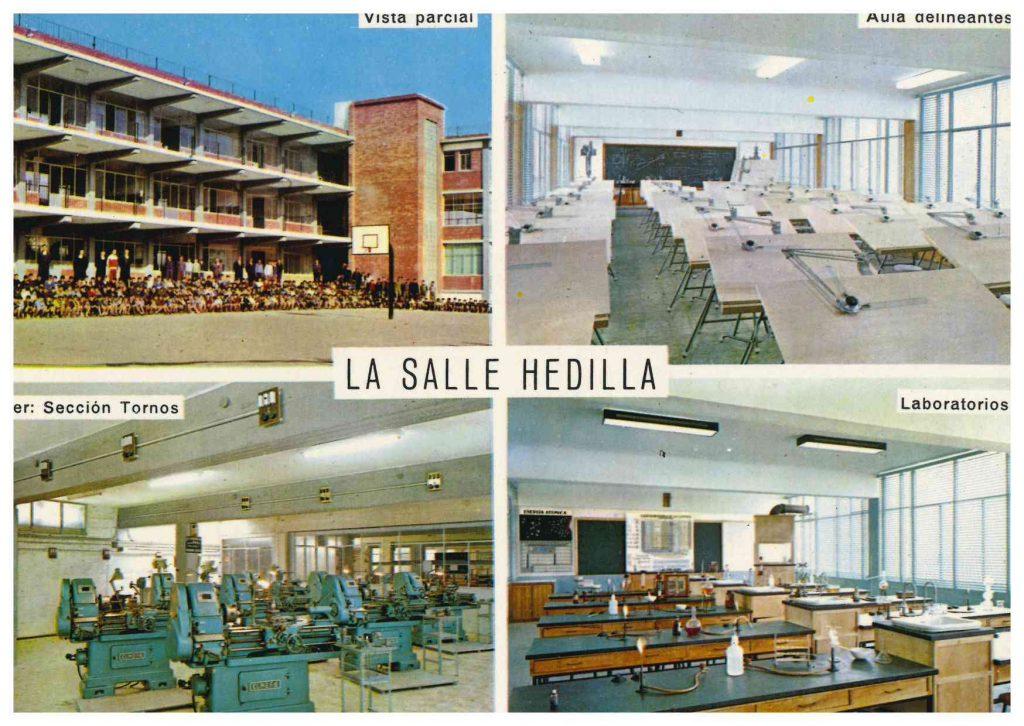 La Salle Hedilla