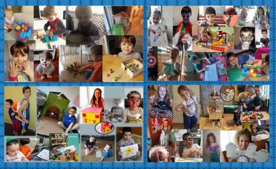 Infantil. Activitats i Jocs de Festes